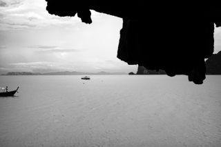 Khao Lak - James Bond island